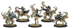 Circle Blackclad Druid Mist Riders PLASTIC